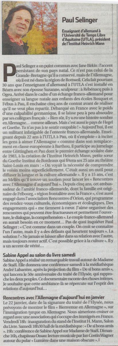République des Pyrénées du 20/12/2011
