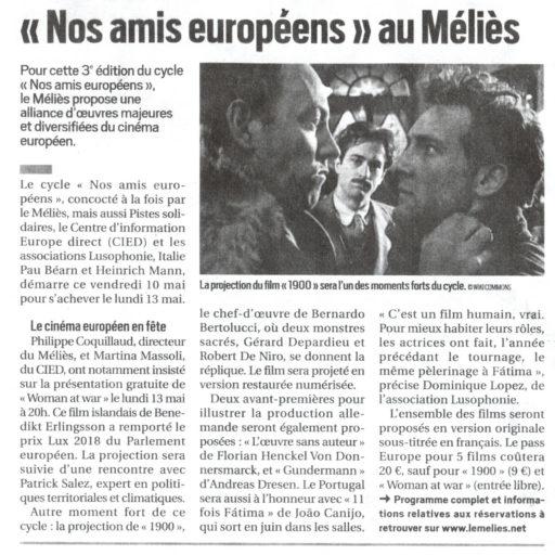 République des Pyrénées du 10/05/2019