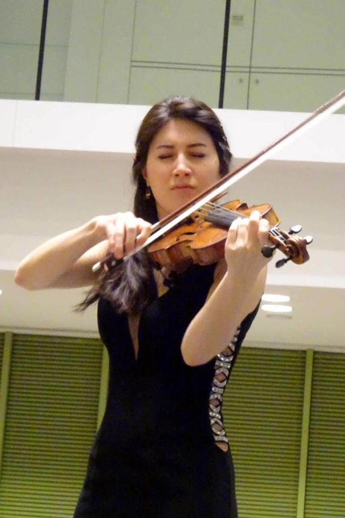 Concert à la Médiathèque de Pau