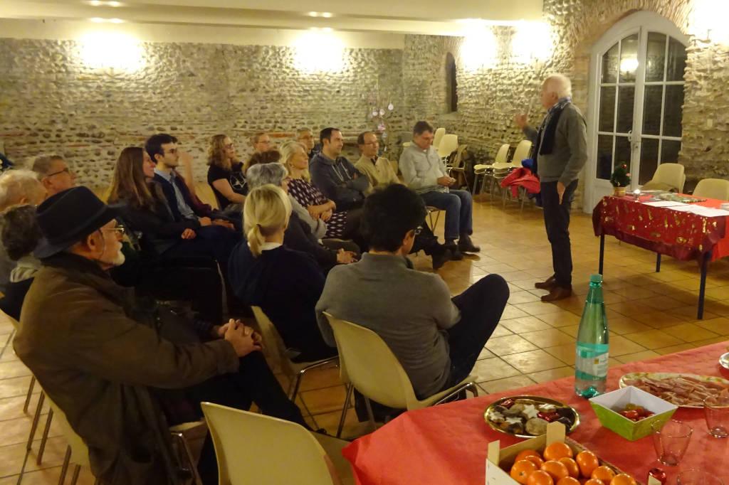 Echanges avec les étudiants Erasmus allemands